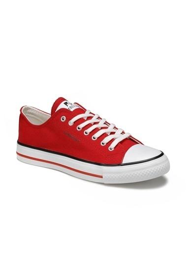 Lumberjack Erkek Kırmızı Sneakers 100506841  Kırmızı